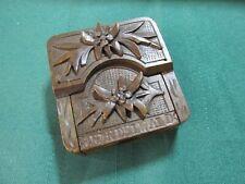 pocket watch stand Vintage/antique Swiss Black Forest