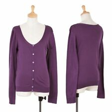 agnes b. Knit Cardigan Size About  M(K-46786)