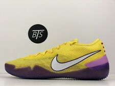 "1c12c05d83e Men s Nike Kobe AD NXT 360 ""Mamba Lakers"" Size-9 Yellow Strike Purple"