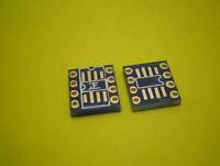 5pcs SOIC-8 to DIP-8 Narrow PCB SMD Adapter to DIP