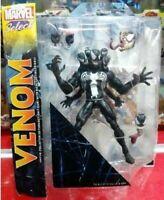"Marvel Select VENOM Interchangeable heads Spider-Man Villain 8"" Action Figure"