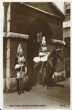 London Military Postcard