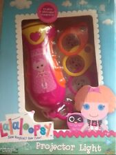 LALALOOPSY Projector Light- PROJECTS 3 LALALOOPSY CHARCTERS  NIB