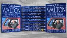 (10) Class Lot Of Sam Walton The Inside Story Of America's Richest Man., Vance H