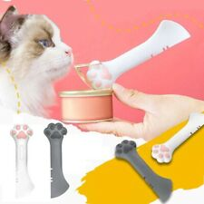 Canned Dog Supplies Can Opener Stirring Scoop Cat Feeding Shovel Pet Food Spoon
