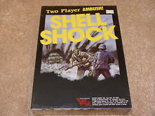 Victory Games Shell Shock wargame boxed set - sealed