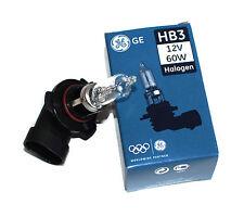 General Electric 53060U HB3 9005 12V 60W P20d Halogen Scheinwerfer Lampe