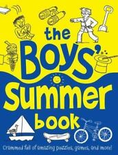 NEW - The Boys' Summer Book by Campbell, Guy