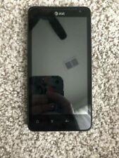 HTC Vivid - 16GB - Black (ATt no power or back #417