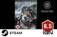 Call of Duty 2 [PC] Steam Download Key - FAST DELIVERY