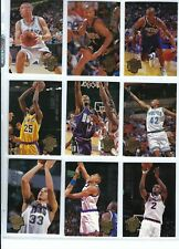 1994-95 Fleer Ultra Basketball Almost Complete 148 Card Lot Series  2