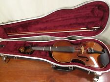 Helmke Violin w/Case and Bow - 23""