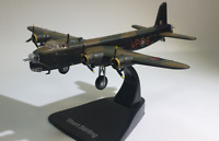 New 1/144 WWII UK Air Force Short Stirling Aircraft Static Display Metal Model