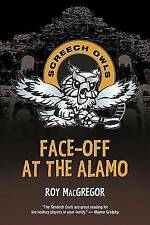 Face-Off at the Alamo (Screech Owls)-ExLibrary