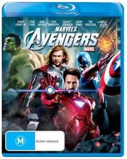 The Avengers 1 (Blu-ray, 2012) : NEW