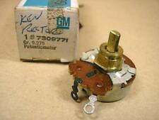 1969 1972 Pontiac Fullsize & Grand Prix Temp Control Potentiometer, 7309771