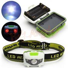 Premium 4Mode 1200Lumen CREE R3+2LED Camping Hiking Headlight Headlamp+band