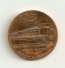 United States : Medal MINT PHILADELPHIA 1969