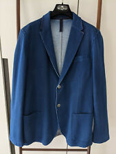 Harris Wharf London Herren Sakko Jacke Blau, Größe: IT 54, D 50 /52  neuwertig