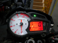 Yamaha YS125 Clocks speedo instruments YS10