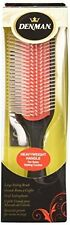 9 Row Styling Brush from Denman Durable w Resistance to Heat and Chemicals