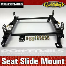 POWERAILS LEFT SIDE MOUNT Nissan SILVIA S13, S14, S15 SPARCO BRIDE RECARO