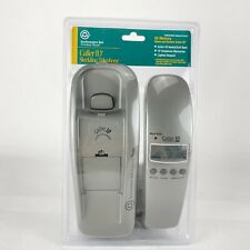Southwestern Bell Freedom Corded Telephone Caller ID FM2552MCS New Sealed Silver