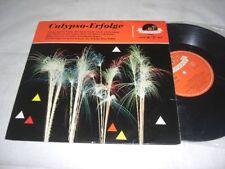 "(8113) Various Artists – Calypso-Erfolge - 25cm/10"" - 1957 ??"