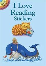 Dover Little Activity Books Stickers: I Love Reading Stickers by Yu-Mei Han...