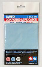 Tamiya 87090 Compound Applicator (3 Color Set)