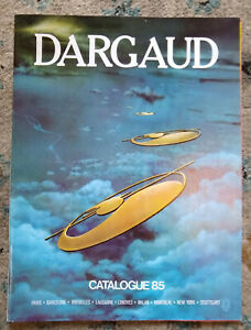CATALOGUE EDITEUR DARGAUD 85 (French)