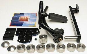 Steadicam Merlin Advance (MK.I) w/ metal gimbal & balance post-use w/ canon sony