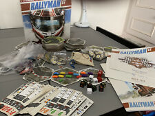 Rallyman GT Board Game, Motor Racing Strategy for 1 - 6 Players