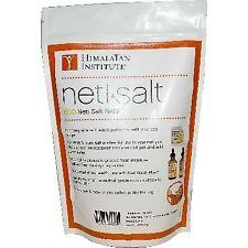 Himalayan Institute Neti Pot Salt 1.5 Pound Bag 130cc