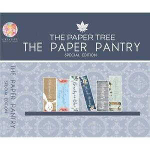The Paper Boutique Paper Pantry Vol 1 – USB Collection - Special Edition