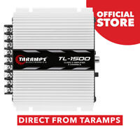 Taramps Amplifier TL 1500 2 Ohms - 390 watts RMS - NEW VERSION!