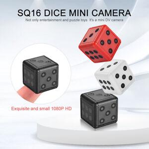 SQ16 Spy Hidden DV DVR Camera Full HD 1080P Mini Car Dash Cam IR Night Camera