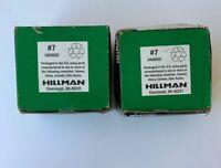 "20 Hillman 3//4/"" Hardened Grade 8 Yellow Dichromate Flat Washer 280330"