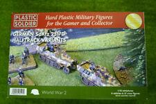 Plastic Soldier Ww2 German SdKfz 251/d Variants 1/72nd Scale 20mm
