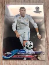 2017-18 Topps Chrome UEFA Champions League #93 Cristiano Ronaldo Real Madrid