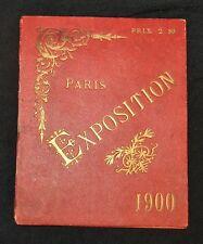 Exposition Universelle de Paris 1900 - Photos