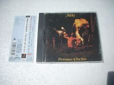 AIRTO - PROMISE OF THE SUN - JAPAN CD opened