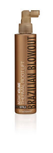 Brazilian Blowout Instant Volume Thermal Root Lift Spray for Unisex, 6.7 Ounce