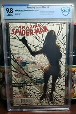 Amazing Spider-Man 4 Ramos Incentive Graded 9.8 CBCS NEW CASE
