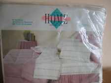 VTG JCPenney Home Collection Twin Flat Sheet, CARAVAN, Percale, 180 Count, New