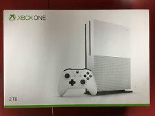 Microsoft Xbox One S 2TB White Console