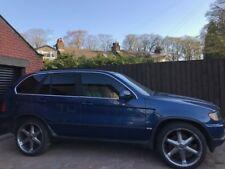 2000 BMW X5 4.4i V8 Blue