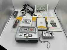 Kodak EasyShare Digital Photo Thermal Printer Dock with Kodak Camera CX7430