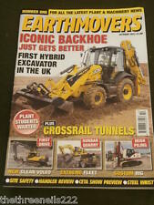 EARTHMOVERS - CROSSRAIL TUNNELS - OCT 2012