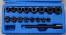 BGS Kupplungszentrierdorn universal,  Kupplungswerkzeug, Werkzeugsatz 17-teil.